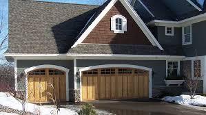 custom home garage wood custom doors mn garage door repair and installation services
