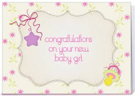 baby girl cards pink flowers baby girl congrats greeting card by starstock
