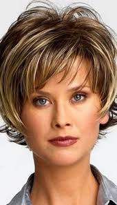 hairstyle for fat over 40 fine hair short hairstyles for fat faces hair style and color for woman