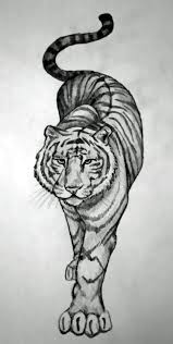 30 best tiger tattoo images on pinterest drawings black panther