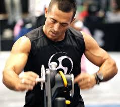 bill goldberg muscular development workout crank out a good workout with the krankcycle san antonio express news