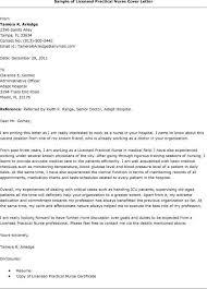 lpn cover letter sample free lpn licensed practical nurse resume