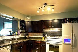 Track Lighting In Kitchen Breathtaking Track Lighting For Kitchen Led Kitchen Track Lighting