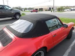 1983 porsche 911 sc convertible 1983 porsche 911 sc convertible low black interior