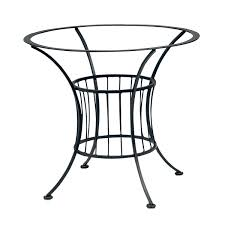 Woodard Briarwood Patio Furniture - wrought iron tables and bases