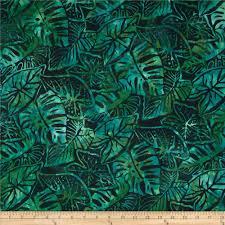 artisan batiks totally tropical fern leaves palm discount