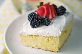 tres leches cake little figgy food