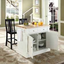 portable kitchen island with seating granite countertops base