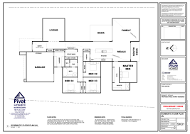 cad drawings architectural working australian floor plan rod