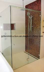 aliexpress buy entry gate mm glass swing push sliding blessed door