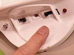 how to adjust motion sensor light switch install a security light how tos diy