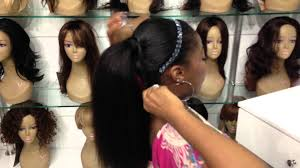 hair pony tail for african hair new wrap around velcro ponytail 100 human hair in kinky straight