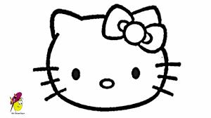 face kitty draw kitty