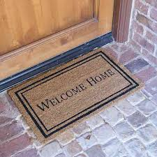 Doormat Leave Contemporary Welcome Home Mats