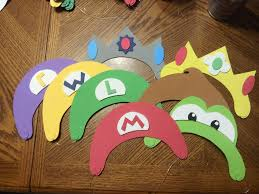 introduction mario party 10 character hats