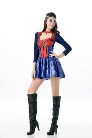 compare prices on women costumes halloween spider mask online