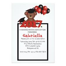 kindergarten graduation cards kindergarten graduation invitations announcements zazzle canada