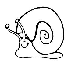 snail 1 coloring coloringcrew coloringeast