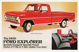 Classic Ford Truck Auto Parts - the complete book of classic ford f series pickups every model