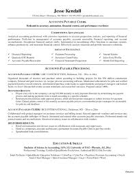 resume exles entry level accounting clerk salaries in new york impressive resume summary exles for students objective with
