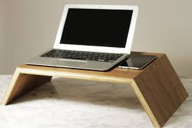 folding plywood lap desk