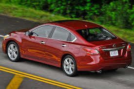 nissan altima the newest nissan altima a total hit for the automotive market