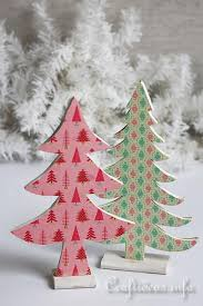 wooden christmas tree christmas wood craft wooden christmas tree decoration