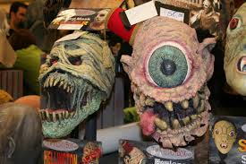 8 days to maskfest blood curdling blog of monster masks