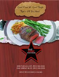 joseph cuisine design mock up graphic ad design digital by joseph boyd