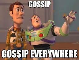 Gossip Meme - buat kalian yang doyan ngurusin hidup orang lain simak baik baik nih
