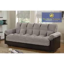 Futon Sofa Bed With Storage Captivating Futon Leather Sofa Bed Leather Futon Sofa Bed 2491