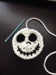 rebel skein jack skellington applique
