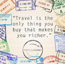 You don t have to be rich to travel well ""