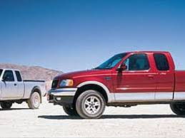 2003 ford f150 towing capacity 2002 ford f 150 fx4 ford ranger fx4 truck road test truck trend