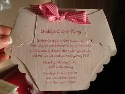 diaper party invite baby parties pinterest diaper parties