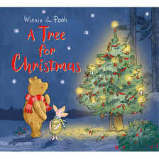 Winnie The Pooh Christmas Tree Decorations Winnie The Pooh A Tree For Christmas Book Kmart