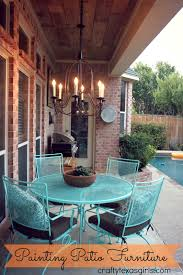 Best Price For Patio Furniture by Crafty Texas Girls Painted Patio Furniture