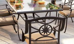 Patio Table Glass Shattered Appealing Ideas Munggah Compelling Best Isoh Splendid Compelling