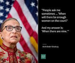 wedding quotes american 23 ruth bader ginsburg quotes that will make you even