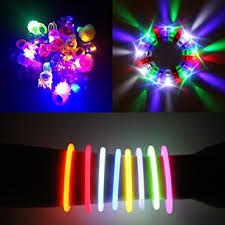 glow lights 180 pcs led glow in the party favors pack 8
