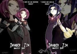 invader zim invader zim zerochan anime image board