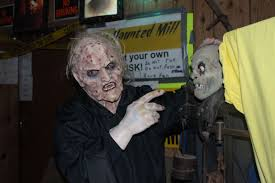 the haunted mill has it all plus other local halloween