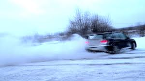 subaru drift snow subaru drift snow youtube