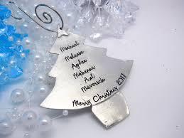 personalized ornaments sweet tea jewelry