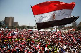 Color Of Egypt Flag Egypt Protesters Flood Streets To Demand Muslim Brotherhood