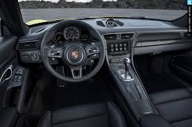 porsche electric interior 2017 porsche 911 turbo defies physics but not dreams