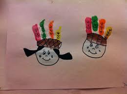 thanksgiving preschool crafts thanksgiving indians preschool
