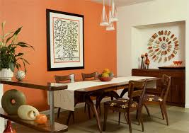 orange dining room choose your dining room wall color like a pro with the help of these