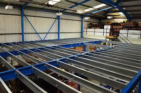 Mezzanine Storage Designs Telford Ltd