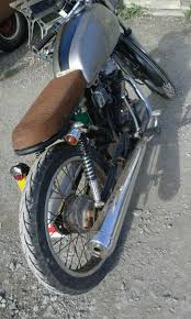 honda cg 25 best honda cg project bratt tracker bobber type hash images on